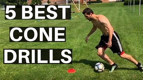 5 Must Learn Soccer Dribbling Drills All Players Should