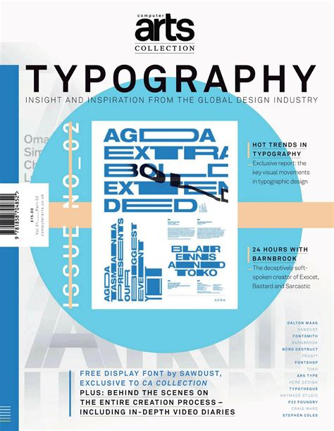 Computer Arts Collection - Typography - PDF | Tipografia