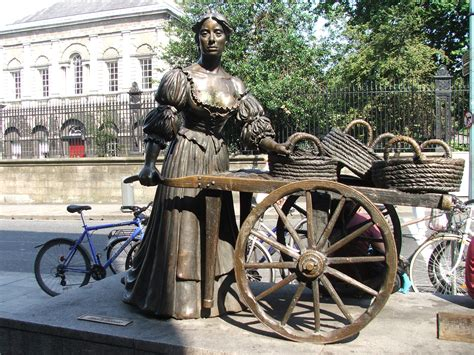 Molly Malone | Ducky's Travels 'Round the World