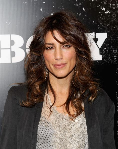 Jennifer Esposito, still angry at network, works on new
