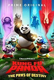 Watch Kung Fu Panda: The Paws of Destiny - SS 1 2018 Ep 13