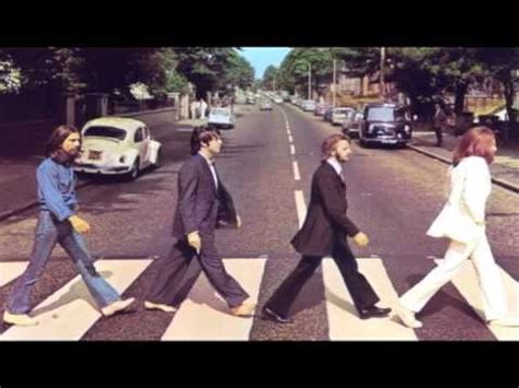 Photo Hoax: #1 - The Beatles Abbey Road Poster - YouTube