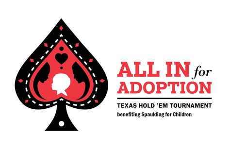 All In for Adoption Texas Hold 'Em Tournament | The Buzz