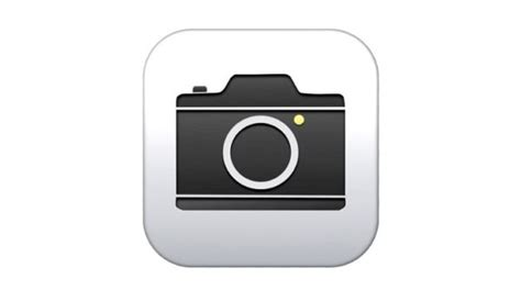 iPhone/iPad: Camera Icon Missing From Home Screen