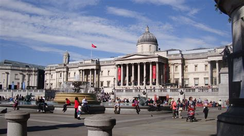 As a Christmas Present For The Nation, National Gallery