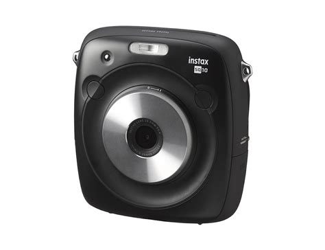 Instax Square SQ10 is a hybrid instant camera that prints