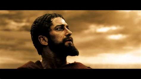 """Death scene of Leonidas from """"300"""" - YouTube"""