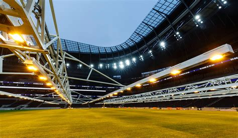 Watch: Time-Lapse Footage Of Tottenham Hotspur's €1
