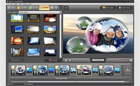 9+ Best Video Slideshow Software free Download for Windows