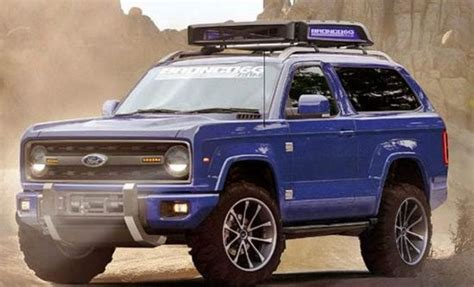 2018 Ford Bronco And Features It Needs To Bring | Bronco