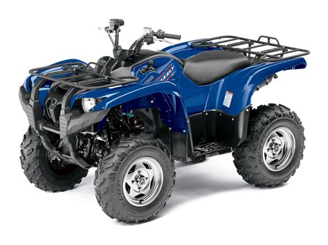 2011 Yamaha Grizzly 700 FI 4x4 ATV pictures