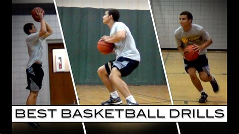 Best Basketball Speed and Agility Drills - YouTube