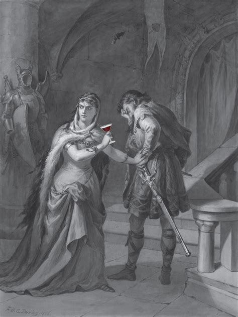 Lady Macbeth's G-Spot recipe from Shakespeare, Not Stirred