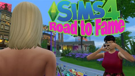 The Sims 4 - Road to Fame Mod Overview - GREAT MOD! - YouTube