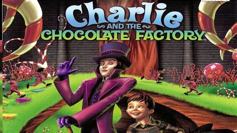 Charlie and the Chocolate Factory (PS2) Let's Play - YouTube
