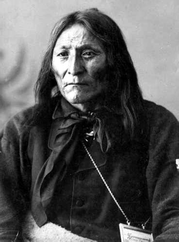 Chief Crowfoot on Life and Death   Native History Magazine