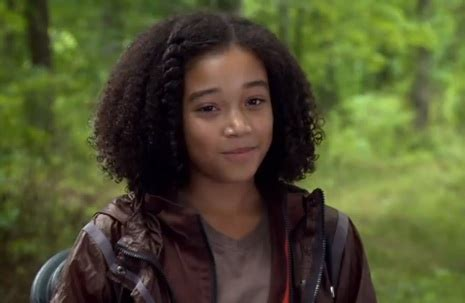 Amandla Stenberg as Rue - The Hunger Games Photo (30714941
