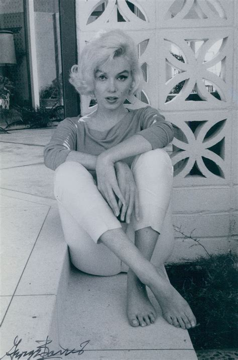 See the Stunning Photos from Marilyn Monroe's Last Shoot