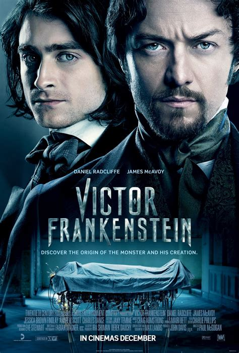 "Movie Review – ""Victor Frankenstein"" (2015) – All You Need"