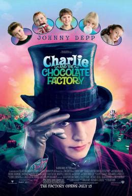 Charlie and the Chocolate Factory (film) - Wikipedia