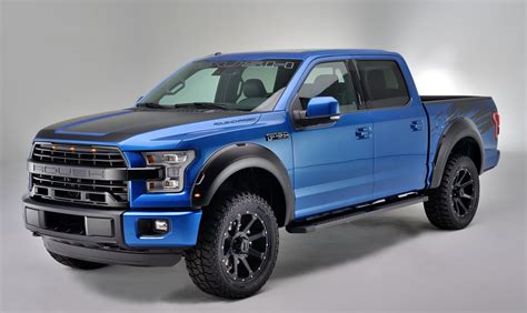 New 2016 ROUSH F-150 With Supercharger Creates Next