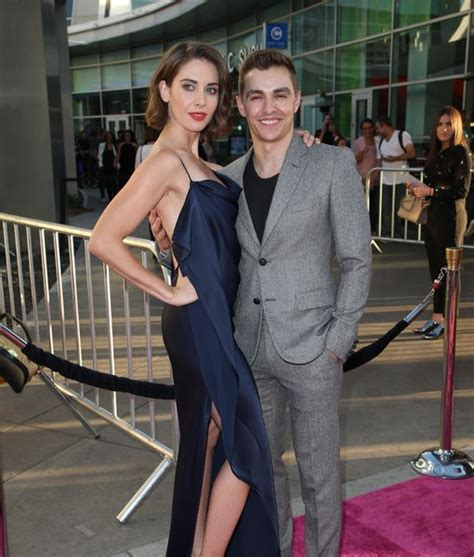 Alison Brie & Dave Franco's First Red Carpet Since Their