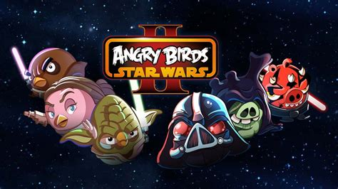 Official Angry Birds Star Wars II Trailer - YouTube