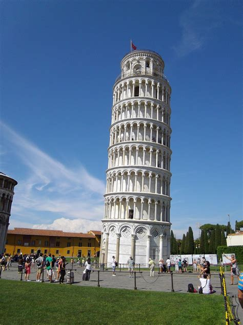The leaning tower of Pisa, Italy | Life in Luxembourg