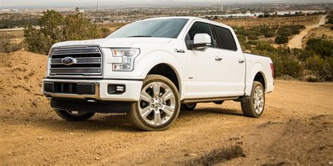 2017 Ford F-150 Limited review - photos | CarAdvice
