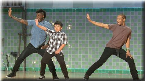 Meet J4, SYTYCD Season 11 Youngest Auditioner, with Cyrus