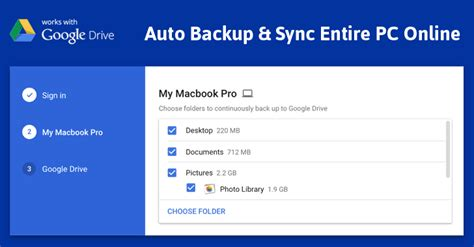 Google's New Tool Lets You Easily Backup & Sync Your