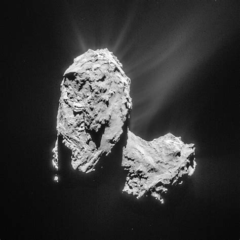 Comet 67P is making its own oxygen gas | Astronomy