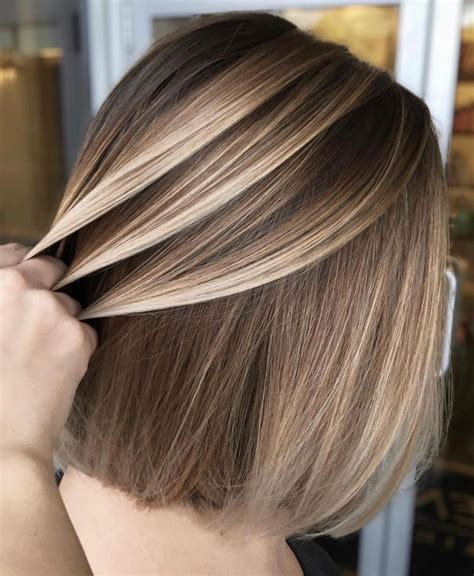 70 Flattering Balayage Hair Color Ideas for 2020 | Short