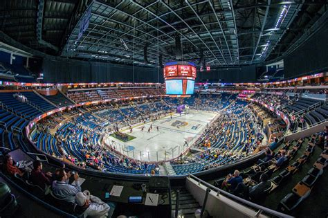 Amway Center – Orlando Solar Bears | Stadium Journey