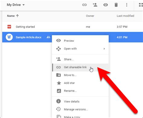 How to Update a Shared File in Google Drive Without