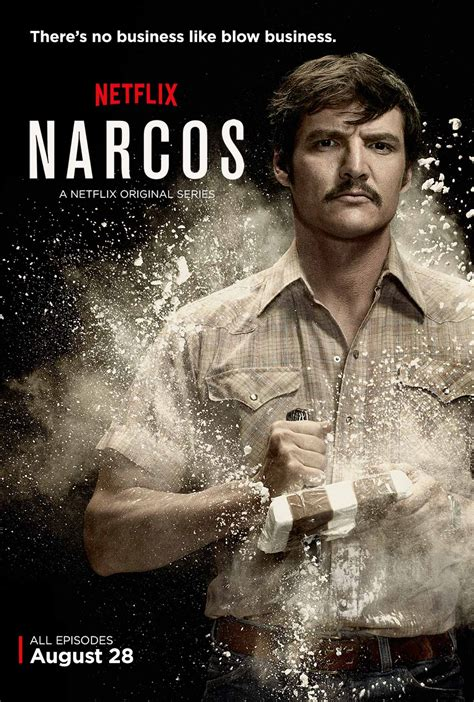 For Love of Cocaine and Empire: Narcos season 1 « The