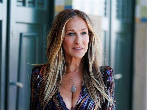 Sarah Jessica Parker discusses 'humanism' when asked about