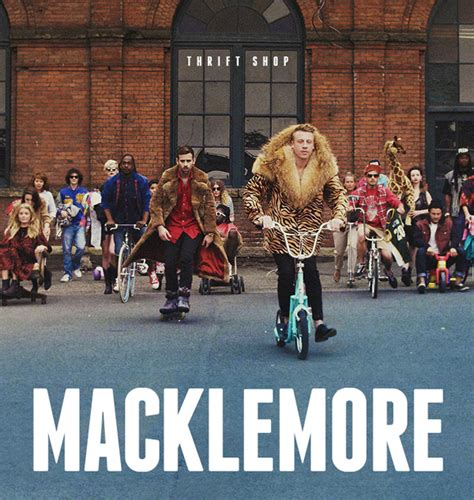 "Ave Renee: Tune in: ""Thrift Shop"" by Macklemore & Ryan"