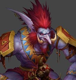 Troll (playable) - Wowpedia - Your wiki guide to the World