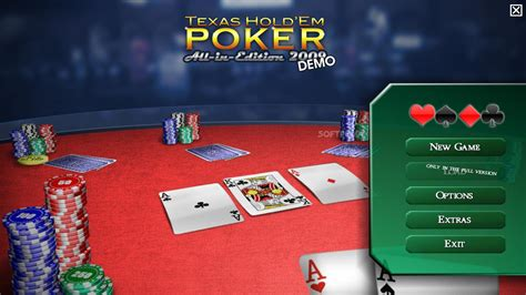 Texas Hold'em Poker All-in-Edition 2009 Demo Download