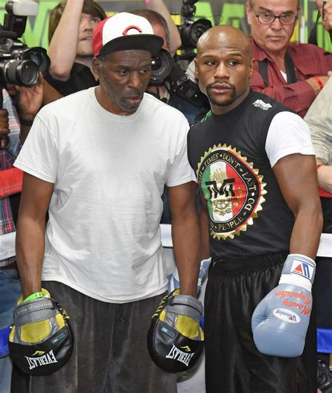 Roger Mayweather, Floyd's Uncle: 5 Fast Facts You Need to