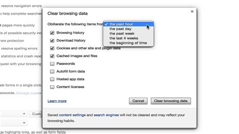 Ways To Delete Cookies In Chrome, Firefox, Safari And