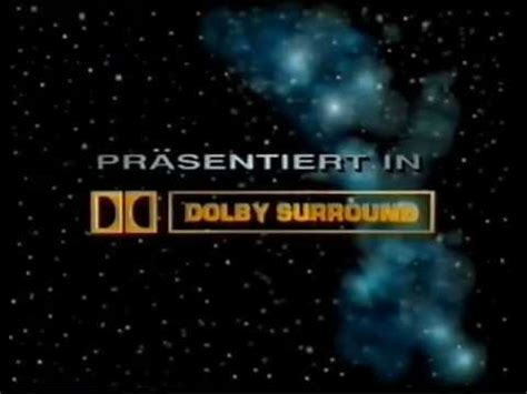 Dolby Surround Ident for VHS tapes - YouTube