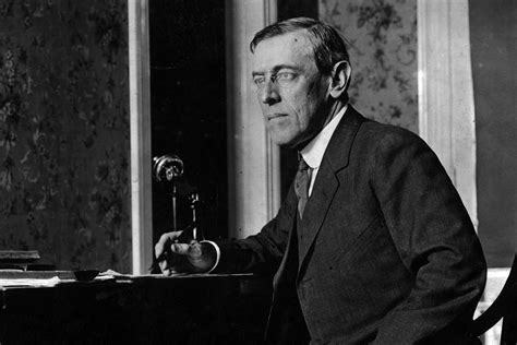 The Fourteen Points of Woodrow Wilson's Plan for Peace