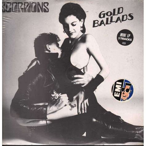 Gold ballads by Scorpions, LP with e-record - Ref:118915545