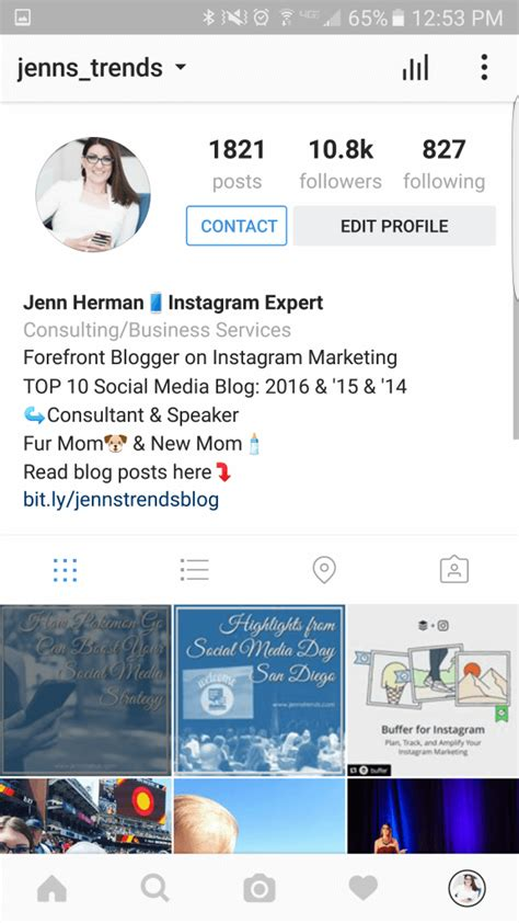 How to Convert to a Business Profile on Instagram - Jenn's