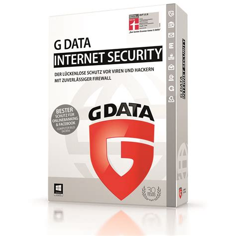 G Data Internet Security bei notebooksbilliger