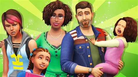 The Sims 4: Parenthood - (Create A Sim Overview) - YouTube