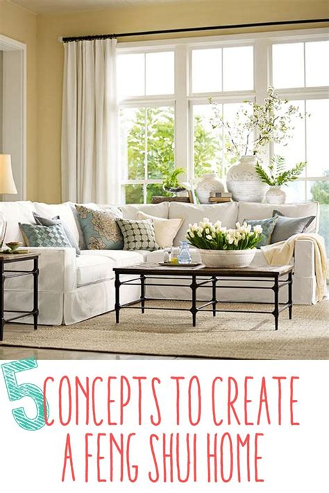 5 Concepts to Create a Feng Shui Home   You Put it Up