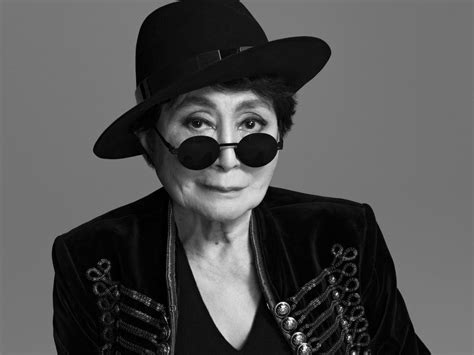 Growing Freedom: Q&A with Yoko Ono on art, peace and the